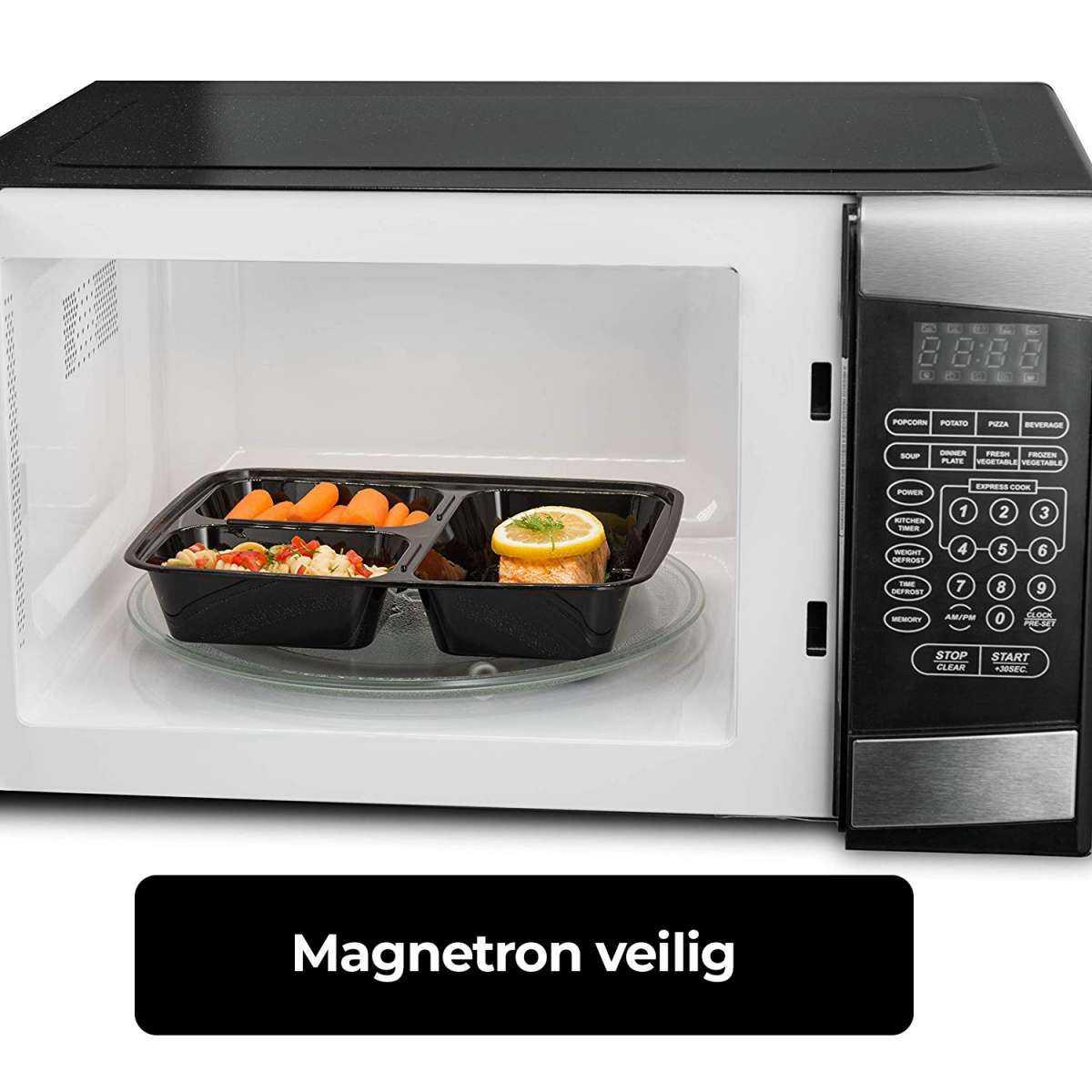 Magnetron veilig