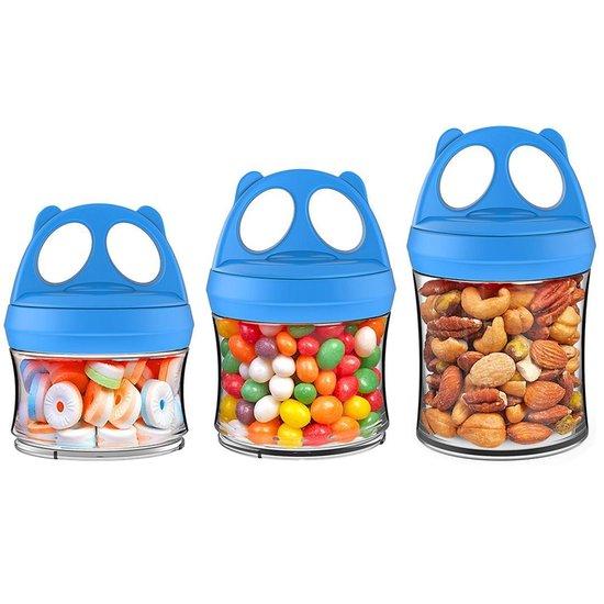 Stapelbare Lunchboxjes voor Kind