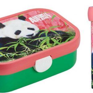 Lunchbox en Schroefbeker Panda, Mepal