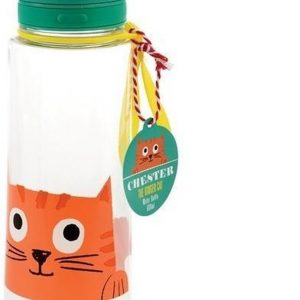 Drinkfles - Waterfles Chester the Cat - Kat - Poes