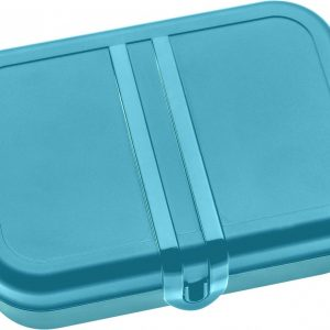 Koziol Lunchbox Pascal 2,4 Liter 23 X 17 Cm Blauw