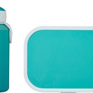 Mepal Campus Lunchset - Drinkfles en Lunchbox - turquoise