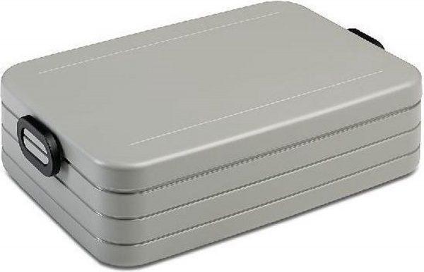 Mepal Take A Break Large Lunchbox - 1.5L - Zilver